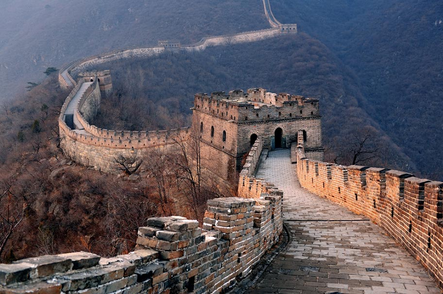 China Kultur grosse Mauer Rundreise günstig