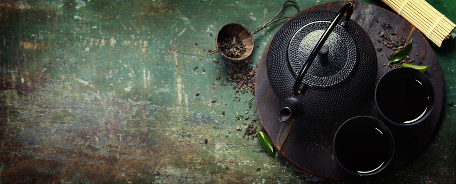 Chinesische Medizin Tee und Kräuter Reise
