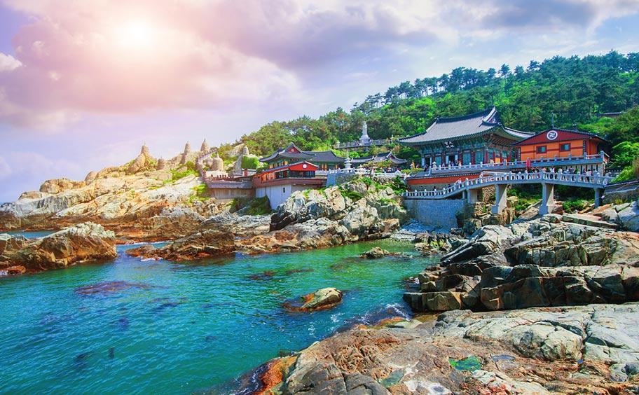 Haedong Yonggungsa Temple Korea Reisehighlight Angebote