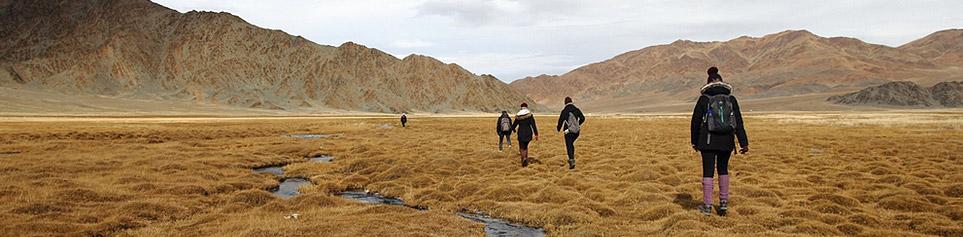 Mongolei Trekkings